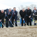 Breaking ground May 1, 2018